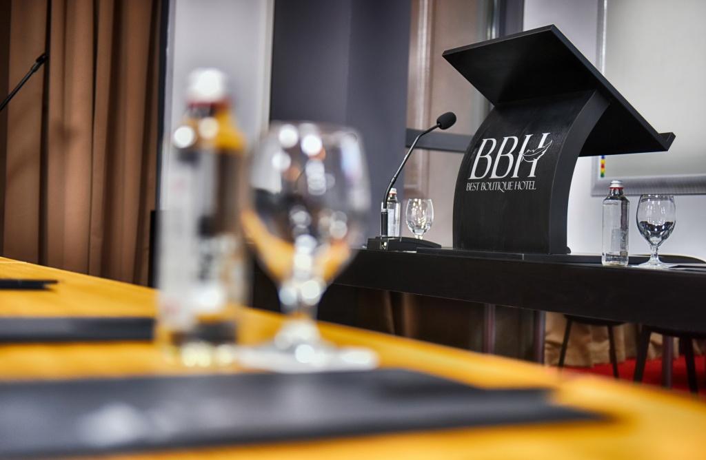 Конферентна зала в Хотел Бест Бутик