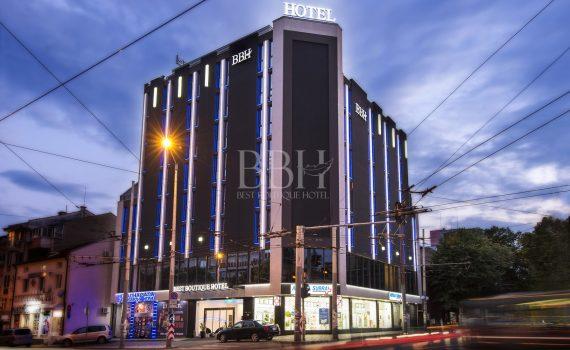 Чериризвезден бизнес хотел в Стара Загора Бест Бутик
