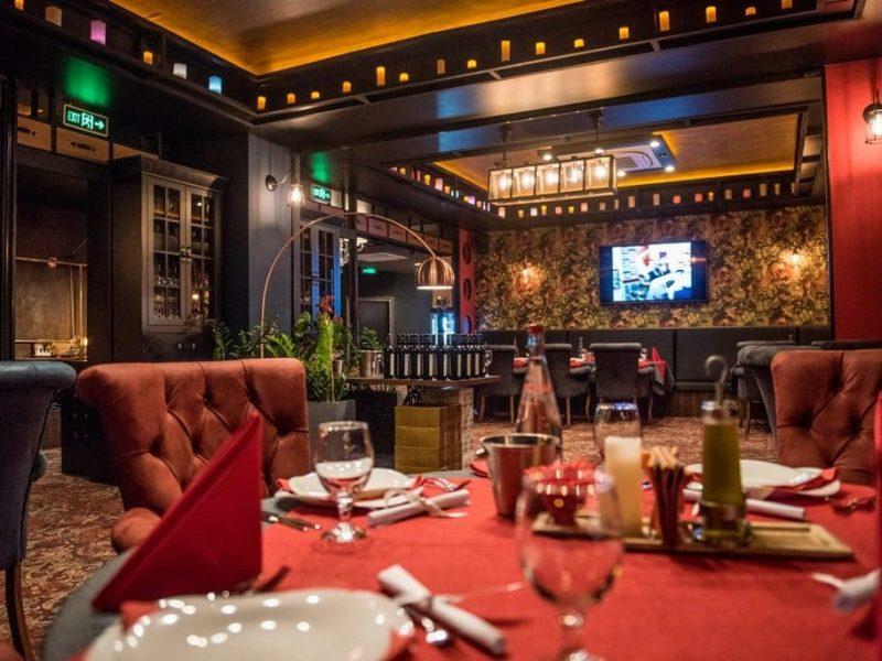 хотел с ресторант